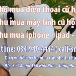 thu mua điện thoại cũ hỏng giá cao